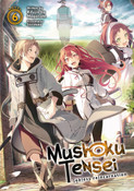 Mushoku Tensei Jobless Reincarnation Novel Volume 6
