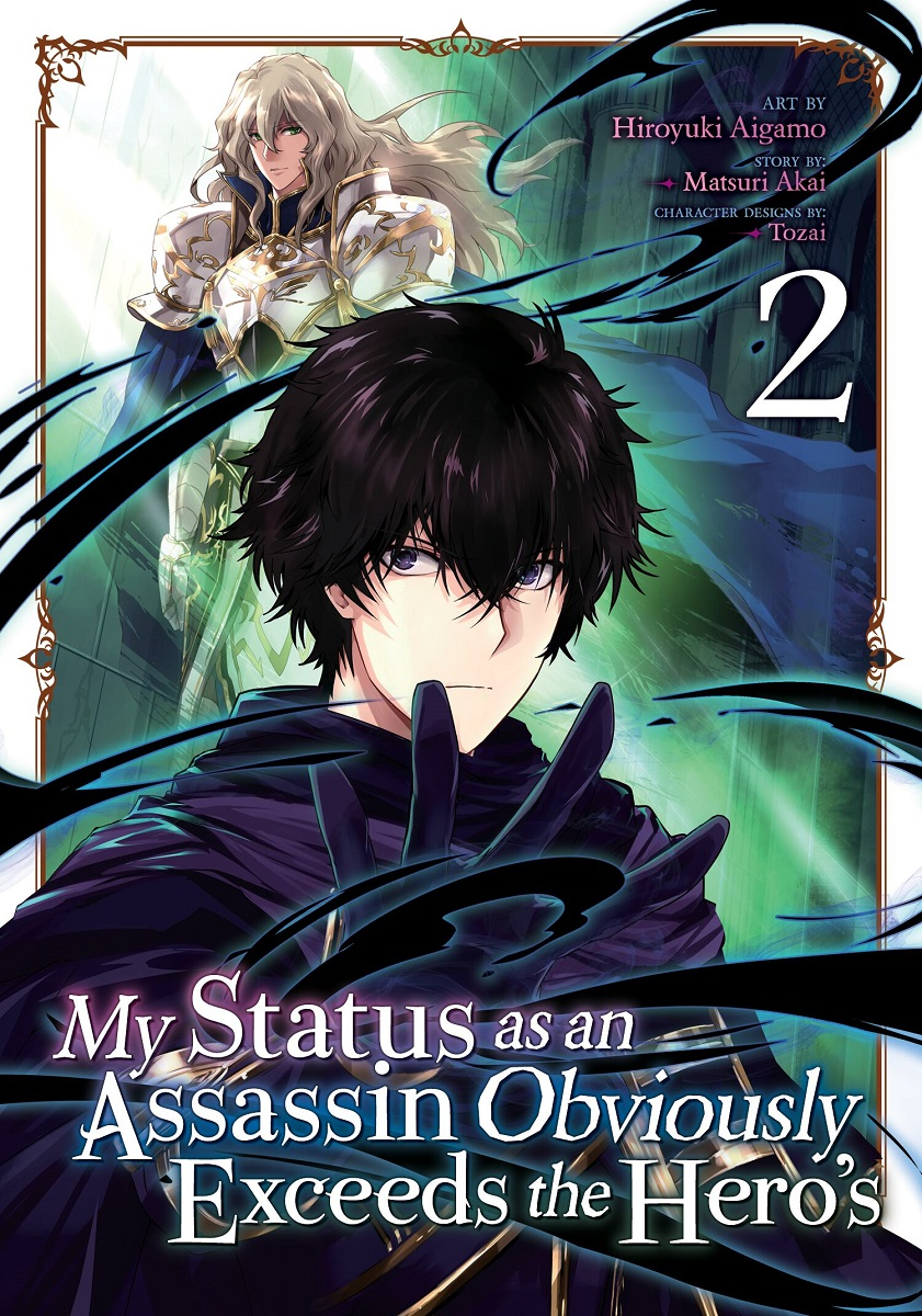 My Status As An Assassin Obviously Exceeds The Hero's Manga Volume 2