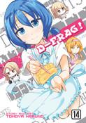 D-Frag! Manga Volume 14