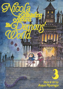 Nicola Traveling Around the Demons' World Manga Volume 3