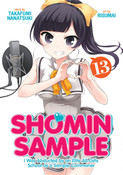 Shomin Sample Manga Volume 13
