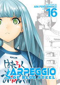 Arpeggio of Blue Steel Manga Volume 16