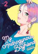 My Androgynous Boyfriend Manga Volume 2