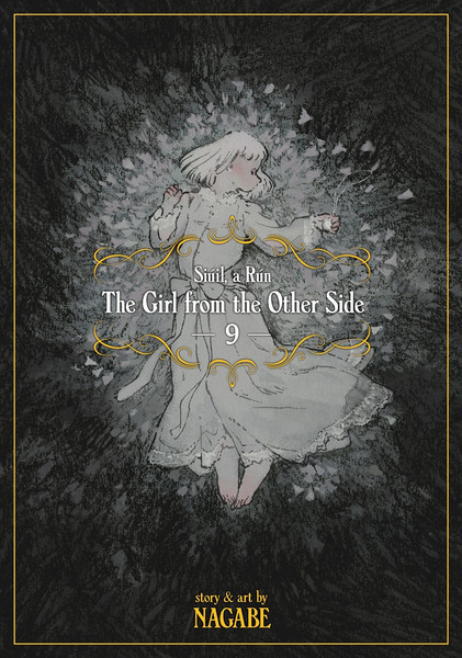 The Girl From the Other Side Siuil a Run Manga Volume 9