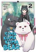 Kuma Kuma Kuma Bear Manga Volume 2