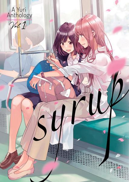 Syrup Manga