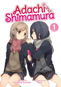 Adachi and Shimamura Novel Volume 1