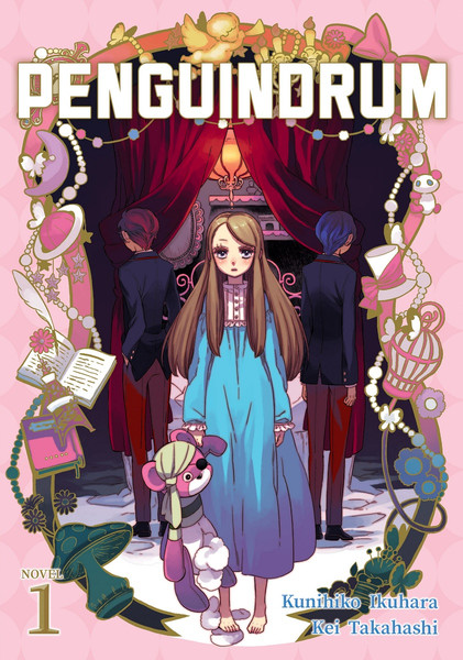 PENGUINDRUM Novel Volume 1