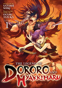 The Legend of Dororo and Hyakkimaru Manga Volume 1