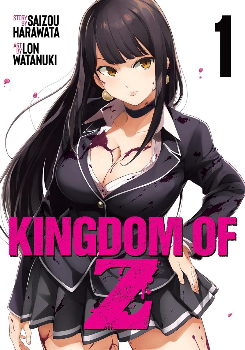 Kingdom of Z Manga Volume 1