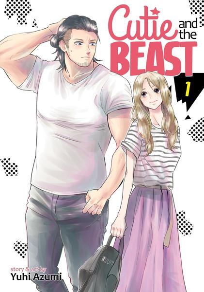 Cutie and the Beast Manga Volume 1
