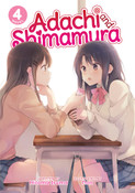 Adachi and Shimamura Novel Volume 4