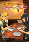 Restaurant to Another World Novel Volume 5