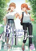 Bloom Into You Regarding Saeki Sayaka Novel Volume 3