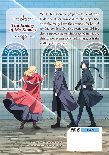 Accomplishments of the Duke's Daughter Manga Volume 7