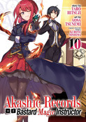 Akashic Records of Bastard Magic Instructor Manga Volume 10