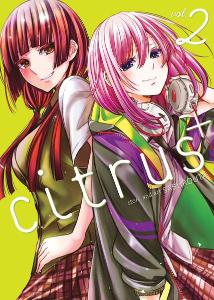 Citrus+ Manga Volume 2