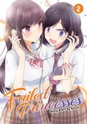 Failed Princesses Manga Volume 2