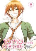 Tomo-Chan is a Girl! Manga Volume 8