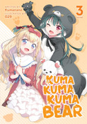 Kuma Kuma Kuma Bear Novel Volume 3