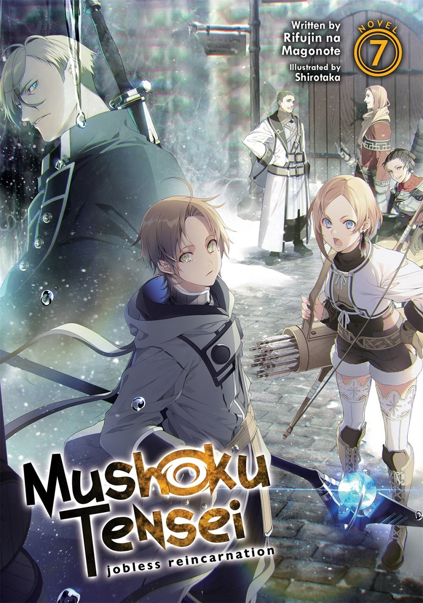 Mushoku Tensei Jobless Reincarnation Novel Volume 7