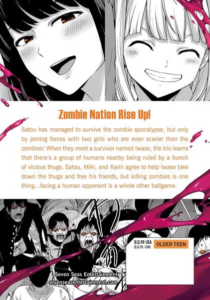 Kingdom of Z Manga Volume 2