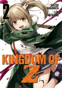 Kingdom of Z Manga Volume 2