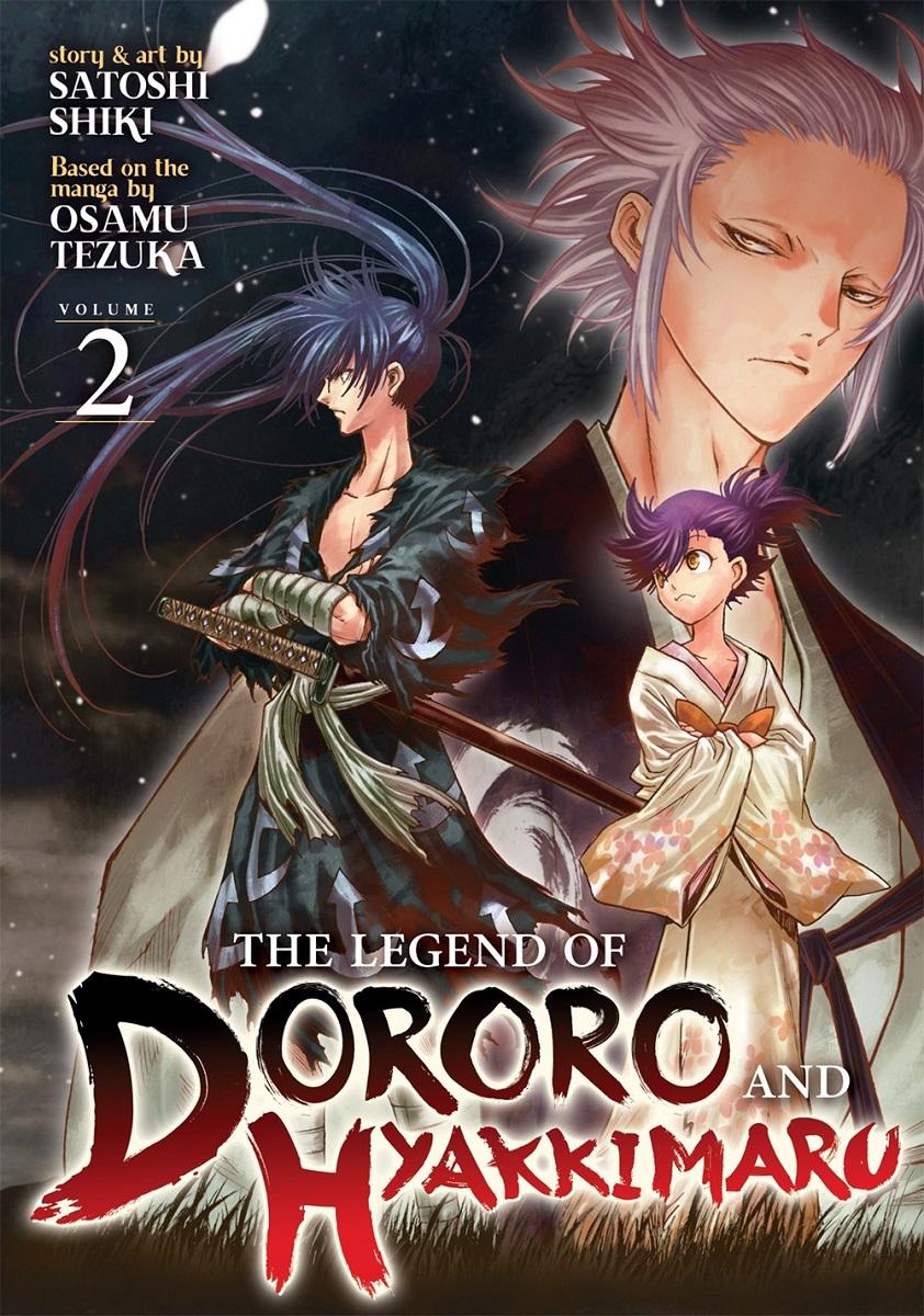 The Legend of Dororo and Hyakkimaru Manga Volume 2
