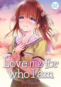 Love Me for Who I Am Manga Volume 2
