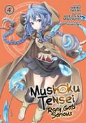 Mushoku Tensei: Roxy Gets Serious Manga Volume 4