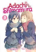 Adachi and Shimamura Novel Volume 3