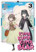 Kuma Kuma Kuma Bear Manga Volume 3