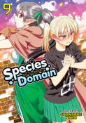 Species Domain Manga Volume 9