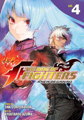 The King of Fighters: A New Beginning Manga Volume 4