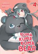 Kuma Kuma Kuma Bear Novel Volume 4