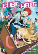 Cube Arts Manga Volume 2