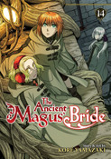 The Ancient Magus' Bride Manga Volume 14