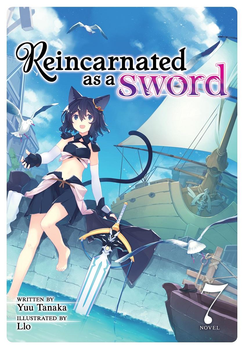 Reincarnated as a Sword Novel Volume 7