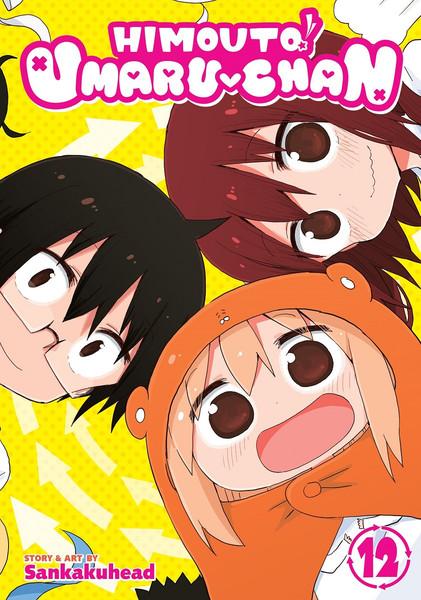 Himouto! Umaru-Chan Manga Volume 12