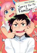 Sorry For My Familiar Manga Volume 8