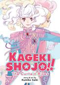 Kageki Shojo!! The Curtain Rises Manga Omnibus
