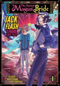 The Ancient Magus Bride Jack Flash and the Faerie Case Files Manga Volume 1