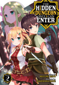 The Hidden Dungeon Only I Can Enter Novel Volume 2