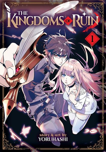 The Kingdoms of Ruin Manga Volume 1