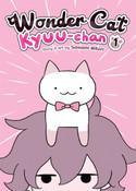Wonder Cat Kyuu-chan Manga Volume 1 (Color)
