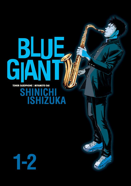 Blue Giant Manga Omnibus Volume 1