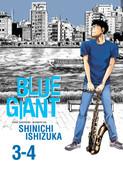 Blue Giant Manga Omnibus Volume 2