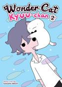 Wonder Cat Kyuu-chan Manga Volume 2 (Color)
