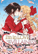 I'm in Love with the Villainess Novel Volume 2