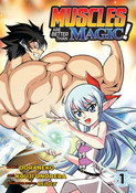 Muscles are Better Than Magic! Manga Volume 1
